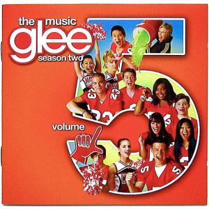 【中古】GLEE : THE MUSIC ,  VOLUME 5 (season two)〔輸入盤CD〕 motomachirhythmbox