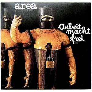 【中古】AREA アレア / Arbeit Macht Frei 〔CD〕|motomachirhythmbox