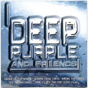【中古】DEEP PURPLE ディープ・パープル / DEEP PURPLE AND FRIENDS〔輸入盤CD〕 motomachirhythmbox