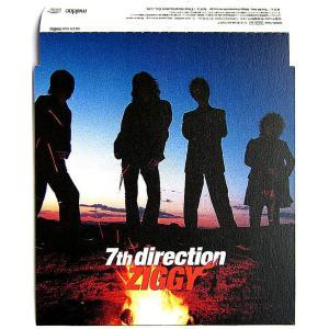 【中古】ZIGGY ジギー / 7th direction〔CD〕 motomachirhythmbox
