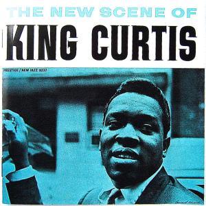 【中古】KING CURTIS キング・カーティス / THE  NEW SCENE OF KING CURTIS〔CD〕 motomachirhythmbox
