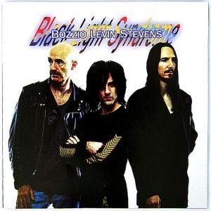【中古】BOZZIO LEVIN STEVENS ボジオ・レヴィン・スティーヴンス / Black Light Syndorome 〔輸入盤CD〕 motomachirhythmbox