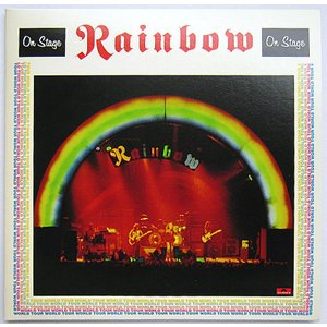 【中古】Rainbow レインボー / Rainbow On Stage 〔CD〕|motomachirhythmbox