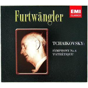 【中古】WILHELM FURTWANGLER ヴィルヘルム・フルトヴェングラー(指揮) / TCHAIKOVSKY : SYMPHONY No.6 'PATHETIQUE'〔SACD/CD〕|motomachirhythmbox
