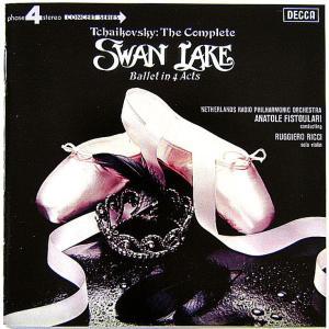 【中古】ANATOLE FISTULARI アナトール・フィストゥラーリ(指揮) / TCHAIKOVSKY : SWAN LAKE 〔CD〕|motomachirhythmbox