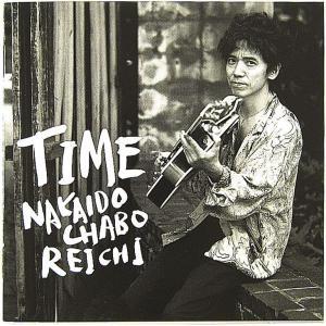 【中古】REICHI NAKAIDO 仲井戸麗市 / TIME 〔CD〕|motomachirhythmbox