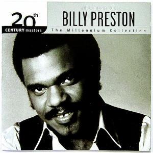 【中古】BILLY PRESTON ビリー・プレストン / THE BEST OF BILLY PRESTON  〔輸入盤CD〕|motomachirhythmbox