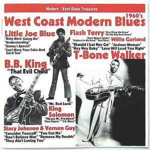 【中古】V.A.  / West Coast Modern Blues 1960's 〔輸入盤CD〕|motomachirhythmbox
