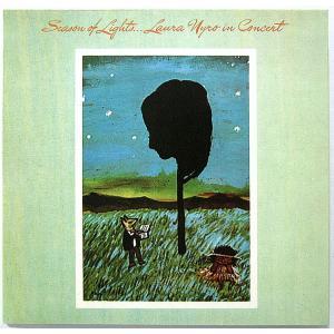 【中古】LAURA NYRO ローラ・ニーロ / SEASON OF LIGHTS LAURA NYROIN CONCERT〔CD〕|motomachirhythmbox
