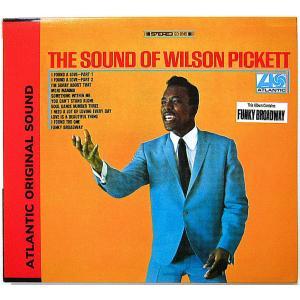 【中古】WILSON PICKETT ウィルソン・ピケット / The Sound Of Wilson Pickett(CD)|motomachirhythmbox