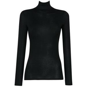 ワコール Wacoal あったかTシャツ トップ(フルスリーブ・ハイネック)M・Lサイズ#CLD723|motomachirococo
