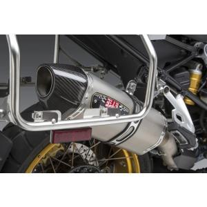 USヨシムラ R-77 ステンレス スリップオンマフラー BMW R1200GS/R1250GS アドベンチャー|motoparts