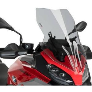 プーチ(Puig) New Generation Touring スクリーン F900XR スモーク|motoparts