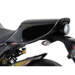 POWERBRONZE シングル シートカウル XSR900 16- ブラック|motoparts