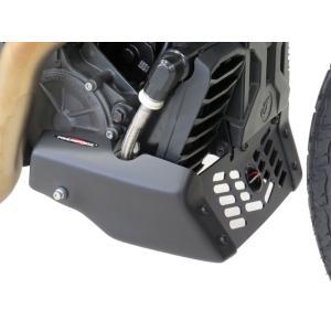 POWERBRONZE アンダーカウル カバー マットブラック INDIAN インディアン FTR1200|motoparts