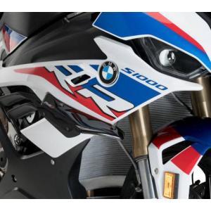Puig(プーチ) ウイングレット・ダウンフォース・スポイラー・S1000RR・19-・ブラック|motoparts