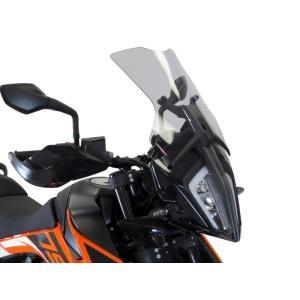 POWERBRONZE スクリーン ダークスモーク KTM 390 ADV アドベンチャー motoparts