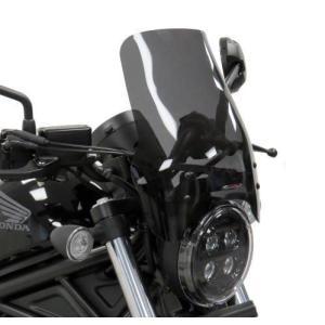 PowerBronze フェアリング スクリーン レブル 250/500 17-|motoparts