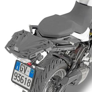 ジビ(GIVI) モノキー/モノロック  リアラック BMW F900R/XR|motoparts