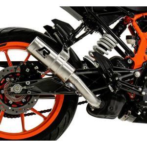 レムス(REMUS) ・MESH・スリップオンマフラー・KTM  390 DUKE・18-・ECE EURO5適合品 motoparts