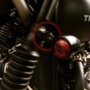 Motone ウインカー用ブラケット 8mmスタッドボルト用|motoparts