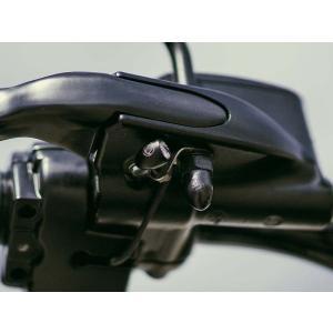 ケラーマン(Kellermann) Bullet Atto/RhombussS/microS用 ハンドルバーマウントステー KM152-755|motoparts