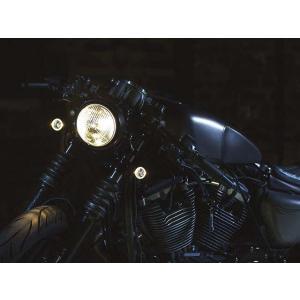 ケラーマン(Kellermann) Bullet 1000 PL ウインカー フロント用 ブラック KM183-200|motoparts