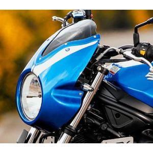 C-RACER ヘッドライトマスク スクリーン SV650 16-|motoparts