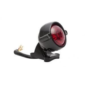 Motone エルドラド・LEDテールライト/フェンダーマウントキット ブラック|motoparts