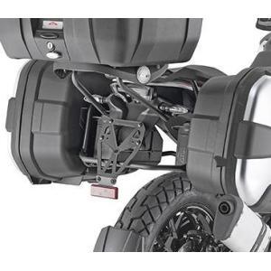 ジビ(GIVI) モノキーケース サイドホルダー RETRO FIT/MONOKEY  KTM 390DUKE ADV アドベンチャー motoparts