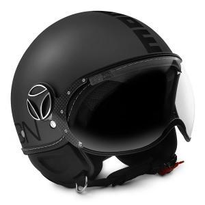 モモ デザイン(MOMO) ジェットヘルメット FGTR EVO チタニウムフロスト(MD1001003029)|motoparts