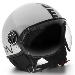 モモ デザイン(MOMO) ジェットヘルメット FGTR EVO ホワイトクォーツ(MD1001003008)|motoparts