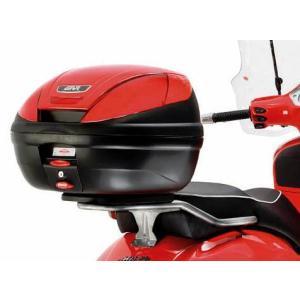 GIVI リアラック キャリア MONOLOCK Vespa GTS 50/125/150 Super 08-20 motoparts
