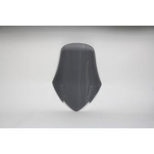 X-SPEED エックススピード ロングスクリーン SHIELD-JU-04-CL スモーク TRICITY125[トリシティ] 14-|motor-addiction
