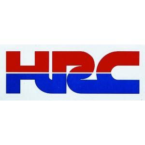 [代引き・日時指定不可] HONDA HRCステッカー115 / 0SYWG-R9C-H11 motorabit