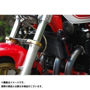 【無料雑誌付き】バグース ゼファー1100 オイルクーラーキットラウンド#6 11-16R ZEPHYR1100 Bagus motoride