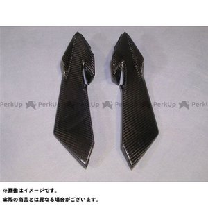 【無料雑誌付き】エーテック F4 サイドカバー右側(塗装済) DC A-TECH motoride