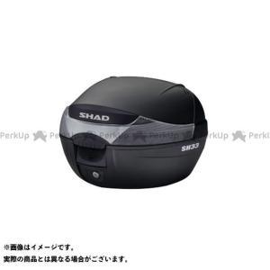 【無料雑誌付き】シャッド SH33 トップケース 無塗装ブラック SHAD|motoride