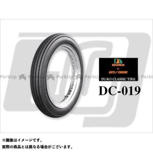 DURO 汎用 【DURO CLASSIC】4.00×19インチ タイヤ motoride