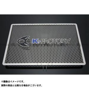Kファクトリー Z1000 ラジエターコアガード Aタイプ  ケイファクトリー|motoride