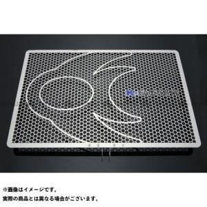 Kファクトリー Z1000 ラジエターコアガード Bタイプ  ケイファクトリー|motoride