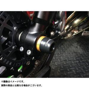 K-FACTORY フロントアクスルスライダー Ninja H2|motoride