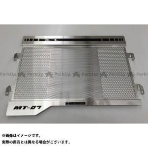 Kファクトリー MT-07 ラジエターコアガード Rタイプ   ケイファクトリー|motoride