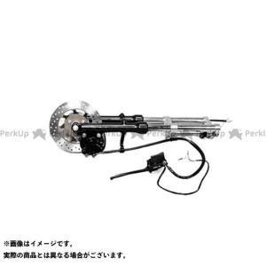 田中商会 ゴリラ モンキー モンキー アルミステムφ31フロントフォークキット ブラック  タナカショウカイ|motoride