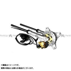 田中商会 シャリィ50 ダックス ダックス用 φ26フロントフォーク 右側ディスクブレーキキット ステムなし  タナカショウカイ|motoride