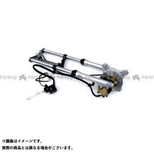 田中商会 シャリィ50 ダックス ダックス用 φ26フロントフォーク 右側ディスクブレーキキット ステムあり  タナカショウカイ|motoride
