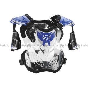 FOX フォックス R3 ルーストデフレクター ブルー L|motoride