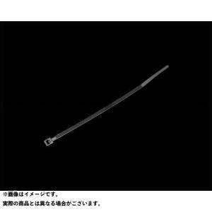 ネオファクトリー ハーレー汎用 その他電装パーツ 結束バンド 黒 2.5mm×100mm