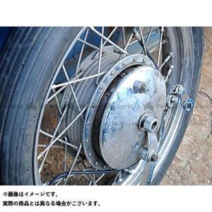 【無料雑誌付き】部品屋K&W 汎用 ハンバーガードラム K&W|motoride