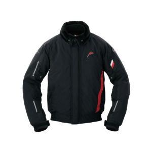 KUSHITANI 2016-2017秋冬モデル K-2661 ウインターチームジャケット カラー:ブラック サイズ:LL|motoride